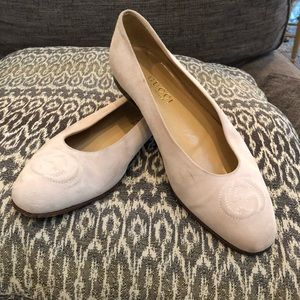 💫Just In💫 Gucci Suede Flats